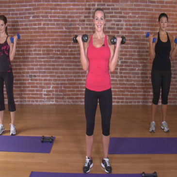 10 Minute Fat-Blasting Workout Video