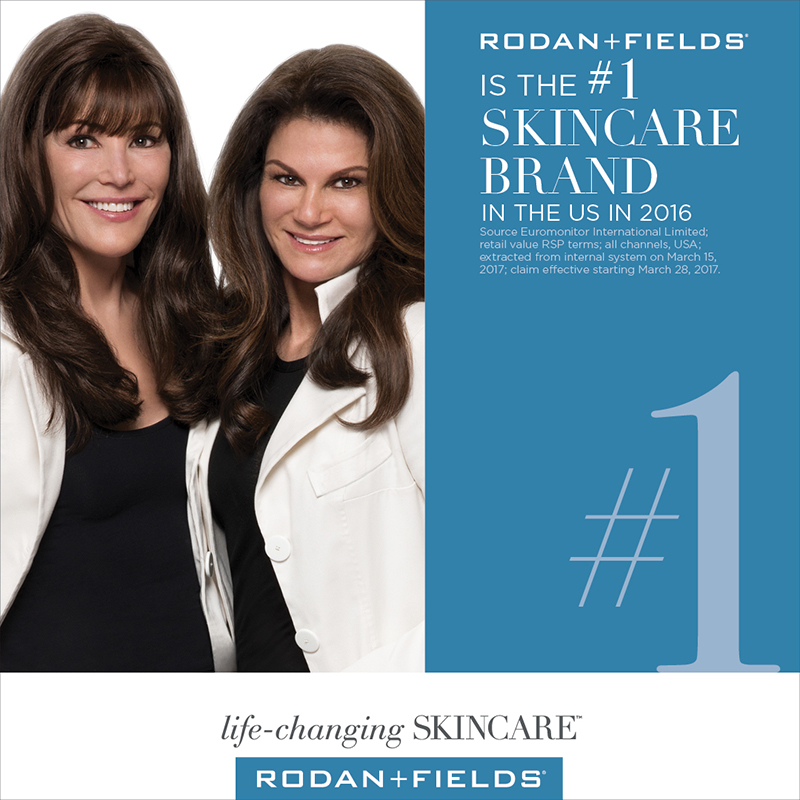 Rodan + Fields Is The Number One Premium Skincare Line In American