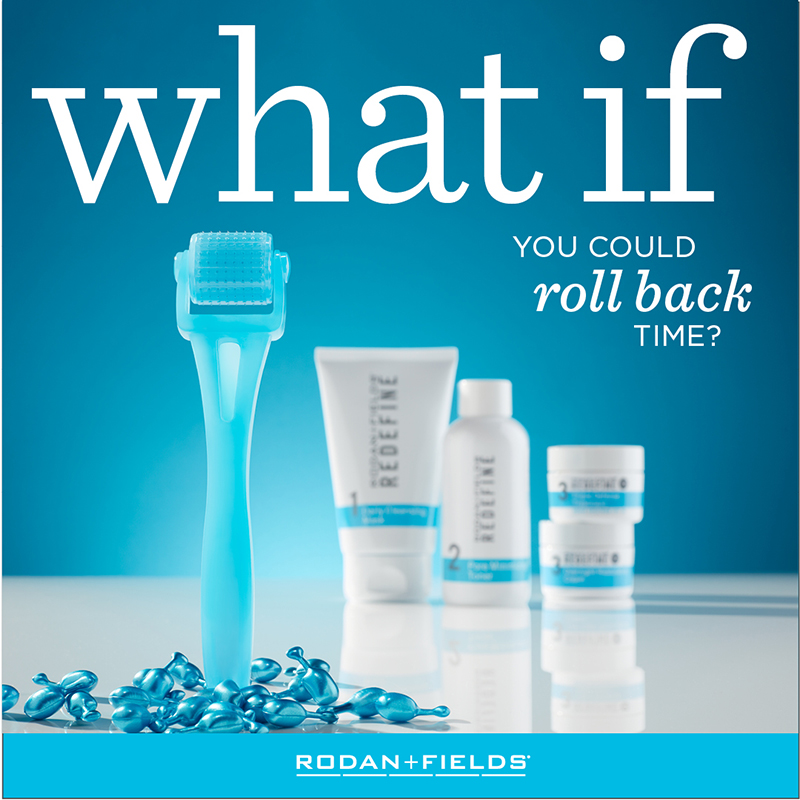 Rodan + Fields Redefine Skincare