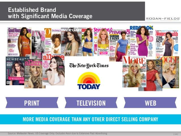 Rodan + Fields In The Media