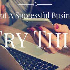 A Successful Business