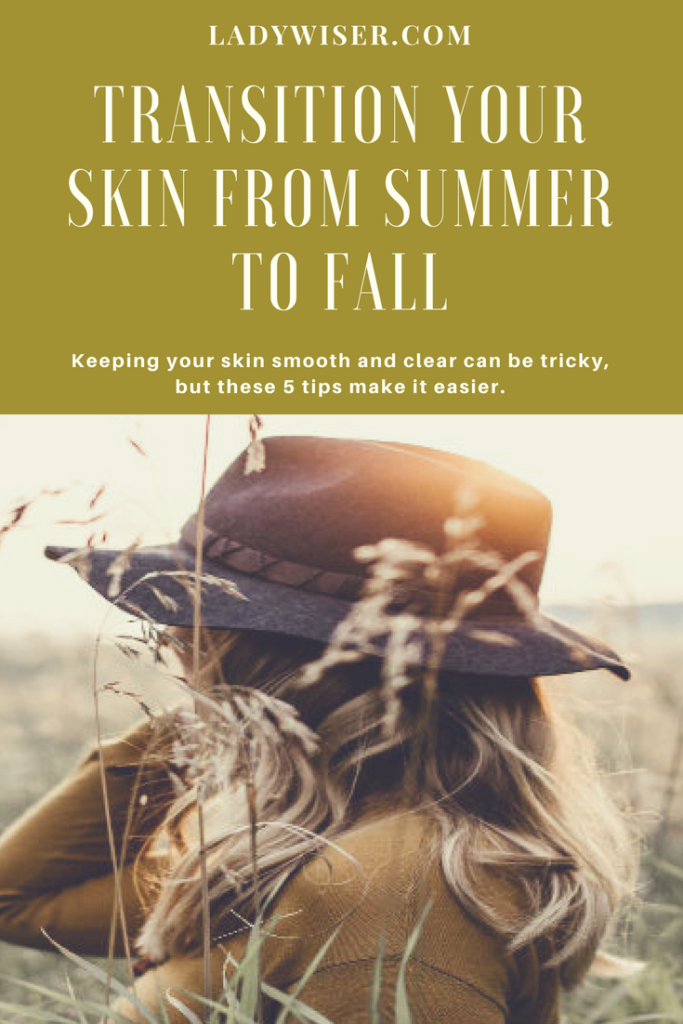 Transition From Summer To Fall