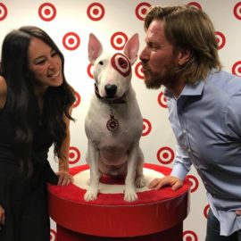 Holy Shiplap The Gaines Are At Target