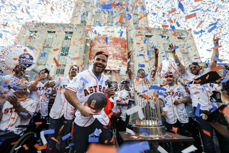 Houston We Have A World Series